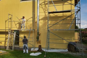 【最新情報】外壁塗装の足場に関する疑問や費用相場を徹底解説